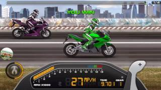 Drag Racing Bike Edition Ninja 650 lvl3 tune Easy Coin Money Easy Gold unlimited