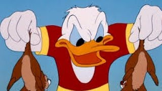 DONALD DUCK & CHIP and DALE ! ALL CARTOONS FULL EPISODES ! COMPILATION 2015 HD