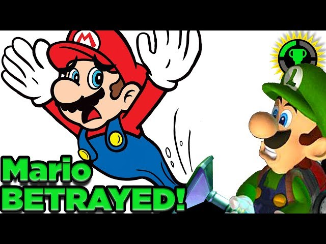 Game Theory: Super Mario... BETROGEN