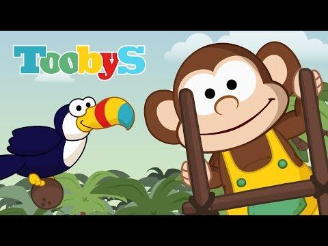 Contar hasta 20 Canción Infantil Toobys