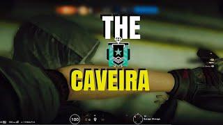 The DIAMOND Caveira - Rainbow Six Siege PS4 Diamond