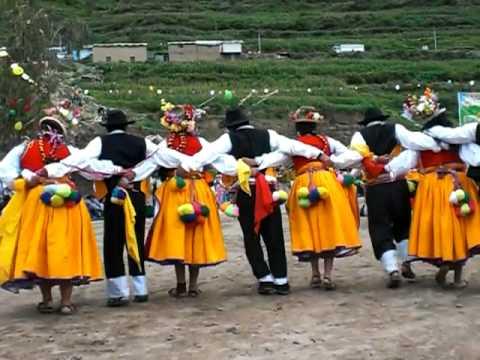 AMAUTA FOLCLORE DE MOQUEGUA