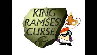 King Ramses Curse title card