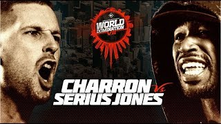 KOTD - Charron vs Serius Jones | #WD7