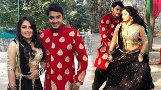 Amrapali Dubey  Chintu New Song 2018  | DILWAALE Bhojouri Song Shooting