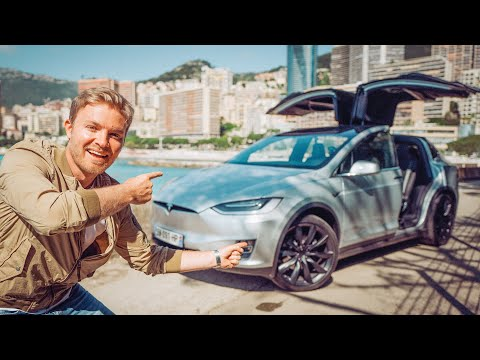 Xxx Mp4 ALL CRAZY TESLA MODEL X FEATURES PARTY MODE MARS MAP ETC NICO ROSBERG EVLOG 3gp Sex