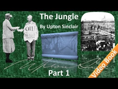 Part 1 The Jungle Audiobook by Upton Sinclair Chs 01 03