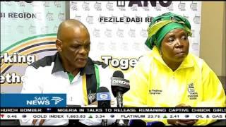 Dlamini-Zuma calls for unity in ANC