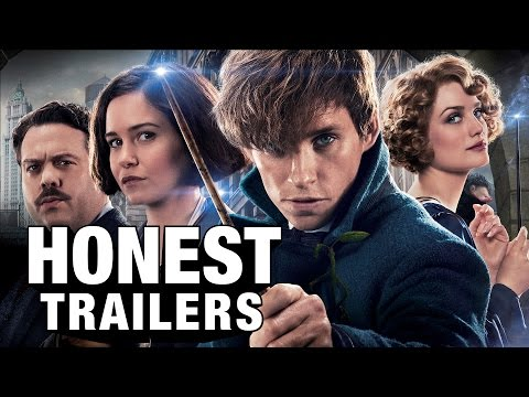 Honest Trailers Fantastic Beasts & Where to Find Them