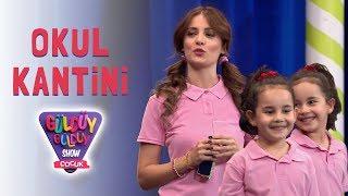 Güldüy Güldüy Show Çocuk 2. Bölüm, Okul Kantini Skeci