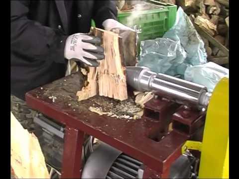 Despicator lemne electric