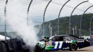 Top 10 Hardest NASCAR Road Course Crashes