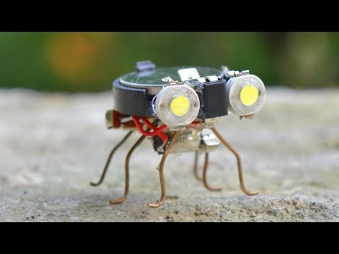 How to make a Robot -