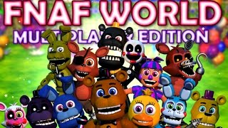 MULTIPLAYER FNAF | FNAF World Multiplayer (Deutsch/German)