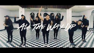 All The Way Up  - Fat Joe, Remy Ma #FatJoeDanceOn   @besperon Choreography