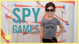 PLAY   Ultimate SPY Games