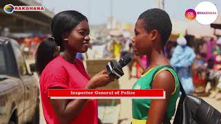 What's the full meaning of IGP? Street Quiz | Funny Videos
