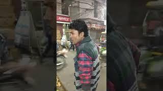 Indian desi man sale vegetables with rhymes