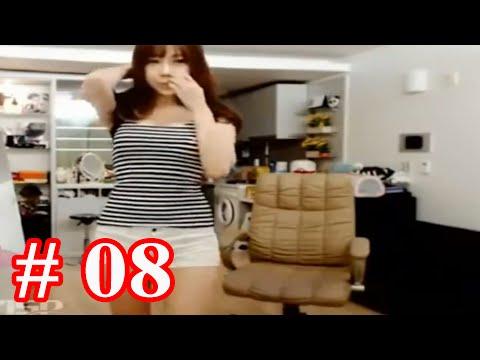 Girl showing body on webcam #Korean beautiful girl @008