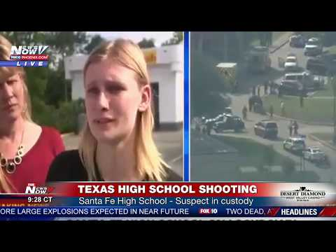 Xxx Mp4 FNN News Now Santa Fe High School Coverage Preparing For The Royal Wedding 3gp Sex