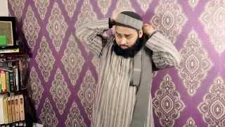 How to TIE  SUNNAH Muslim/Arab turban/Amamah/pagri