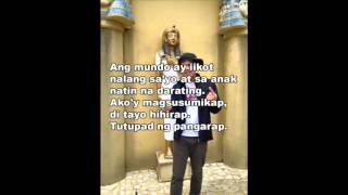 Pananagutan-Jireh Lim lyrics