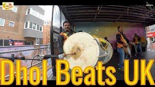 Dhol Tasha In London| Dhol Beats UK| Hounslow| lezim| dance| pathak| mumbai