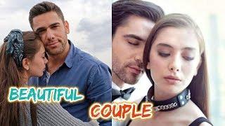 Neslihan Atagül & Kadir Doğulu Beautiful Turkish Real Life Couple 2018 || Turkish Famous Actors