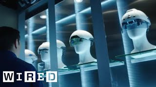 Augmented Reality - The Future of Building | WIRED
