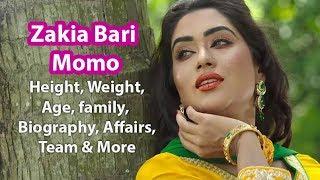 Zakia Bari Momo Height, Weight, Age, Affairs, Wiki & Facts