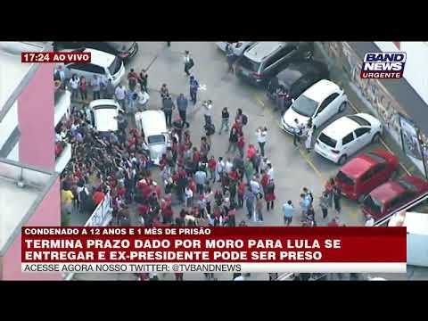 Lula AO VIVO-BAND NEWS(live lula)