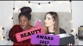BEAUTY AWARDS 2017 💄 Ce qu'il ne fallait pas manquer en 2017 - ( Partie 2 ) Ft Peekabooo