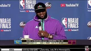 LeBron James has had enough of ESPN