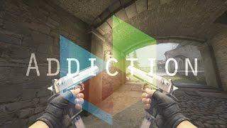 [A]ddiction / GigaReol×EVO+(EZFG Remix) - CS:GO GUN SYNC -