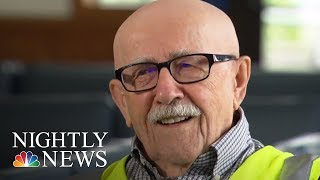 This Train Station Is Run Completely By Volunteers | NBC Nightly News