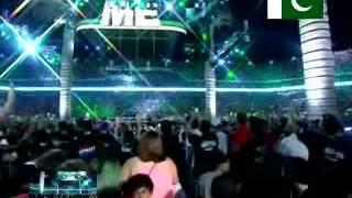 John Cena - Wrestlemania 28 Entrance [REAL!!] ;)