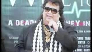 Bappi Lahiri Feat Padmini Kolhapure Sorry Sorry Sir Classic 80's  Song