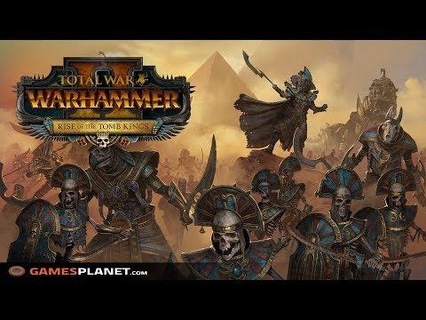 [FR-Ep46] Total War: Warhammer 2 - Mortal Empires - Les Rois des Tombes