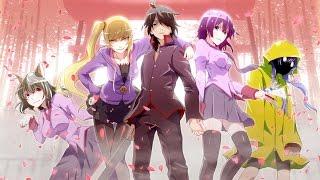 Monogatari Series [AMV] I Get Wicked ▪ ♪♪