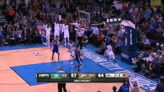 Golden State Warriors vs Oklahoma City Thunder | January 16, 2015 | NBA 2014-15 Season