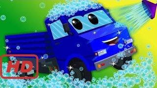 Songs for kids |  Goods Truck | Car Wash
