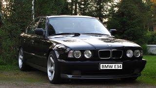 Будни владельца BMW E34 M5: Панели дверей и подвеска - ???? ????