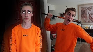 MY BROTHER IS POSSESSED (ACTUAL FOOTAGE)