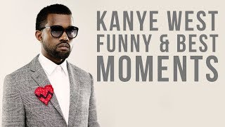 Kanye West Funny and Best Moments - Funny Videos 2016