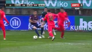 Barcelona 2 - 0 eibar Liga BBVA - ESPN