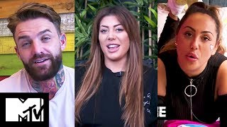 The Cast of Geordie Shore Play Would You 'Radgies' Rather | Geordie Shore