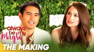 The Making | 'Always Be My Maybe' | Gerald Anderson, Arci Muñoz | Star Cinema