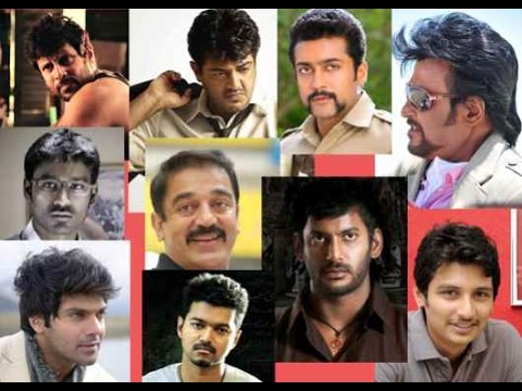 Top 10 Richest South Indian Actors in 2015 – Tamil & Telugu