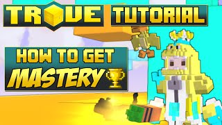 Scythe's Trove Tutorial ✪ HOW TO GET MASTERY LEVELS FAST!