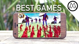 Top 10 Best Free Android Games - February 2017!